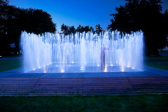 "Jeppe Hein ""Appearing Rooms"""