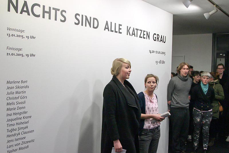 Jaqueline Krone, Ina Hengstler und Timo Hoheisel (v.l.n.r.)