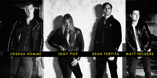 "Iggy Pop: Der Altmeister des Punkrock in der ""Post Pop Depression"""